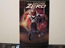 DOCTOR ZERO - EPIC COMICS - COMPLETE SET - ISSUES 1 - 8 (1988 - 1989)