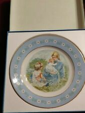 1974 Avon Tenderness Commemarative Plate awarded to representatives. Beautiful.
