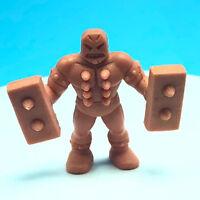 M.U.S.C.L.E. Mattel muscle men wrestling figure flesh #127 Junkman B shield vtg