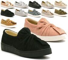 Zapatos planos de mujer náuticos