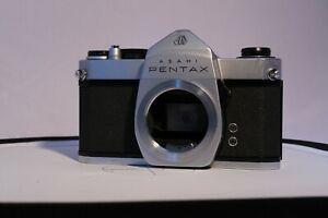 Asahi Pentax SP500 35mm SLR Camera (Spares or Repair)