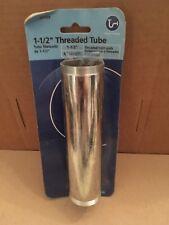 Plumb Pak 1-1/2'' X 6'' Length Threaded Tube Both Ends (Pp11Cp)