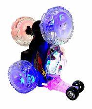 Ferngesteuerter XL LED RC Radio Control Überschlag Stunt Auto Car Stuntauto NEU