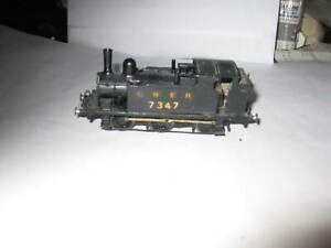 SCRATCH/KIT BUILT  0-4-0 TANK LOCOMOTIVE  - EM gauge