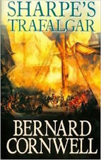 BERNARD CORNWELL __ SHARPE'S TRAFALGAR ___ BRAND NEW ___ FREEPOST UK
