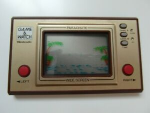 Nintendo Game And Watch Parachute
