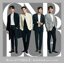 CNBLUE Japan [Best of CNBLUE / OUR BOOK [2011~2018]] (CD + DVD) Limited Edition