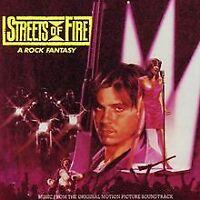 Streets of Fire von Ost/Various, Ry Cooder | CD | Zustand gut