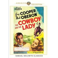 The Cowboy and the Lady (1938) DVD Gary Cooper, Merle Oberon, Patsy Kelly