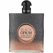 YSL Black Opium Floral Shock (Tester) for Women 90ml EDP Spray (New with Cap)