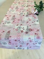 Tischläufer ca. 40 x 135  cm Shabby Chic, Landhaus, Schmetterling, Romantisch,