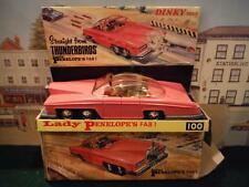 Dinky 100 Lady Penelope's FAB 1 with box  (0013/5979)