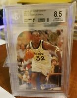 1994-95 SP Championship Shaquille O'Neal Die Cut BGS - READ