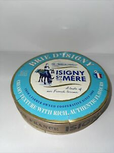 Brie D'Isigny 550g High Quality French Soft Cheese / Full Fat / Keto / Creamy