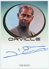 New Listing2020 The Orville Archives Autograph Packs Tim Russ Bordered Autograph