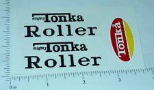 Mighty Tonka Roller Sticker Set                  TK-028