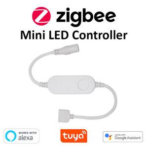 TUYA ZIGBEE 3.0 LED Light Strip Controller RGB 4-Pin. Works with Alexa + Hue