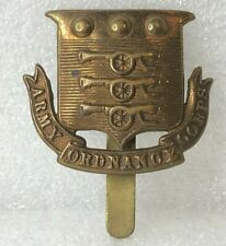 WW1 Army ordnance Corps cap Badge 37 x 32 mm