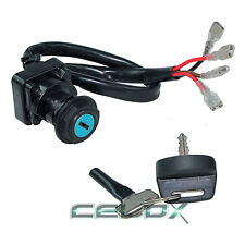 IGNITION SWITCH KEY for POLARIS TRAIL BOSS 1996 1997 1998 1999