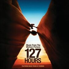 127 Hours: Music from the Motion Picture by A.R. Rahman (CD, 2010 Interscope)