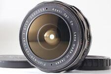 [Exc+5] Asahi Pentax Takumar 17mm f/4 Fish eye MF Lens for M42 Mount From JAPAN