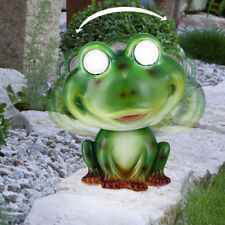 Globo 2 solar LED Garten Frosch Lampe grün