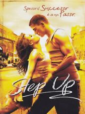 STEP UP (DVD) NUOVO, ITALIANO, ORIGINALE