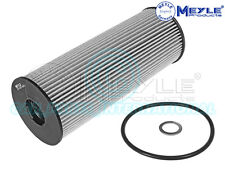 Meyle Oil Filter, Filter Insert with seal 014 018 0002