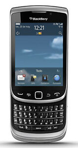 At&t Prepaid Cricket Wireless H20 Blackberry Messenger Torch 9810 4G Phone