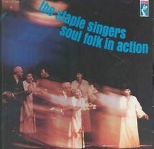 Soul Folk in Action 0025218856126 by Staple Singers CD