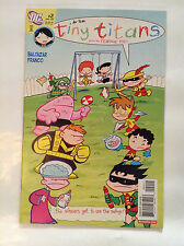 TINY TITANS#2 NM/F CARTOON NETWORK DC COMICS NEW(REBIRTH 52 TEEN HUNT ROBIN 3467