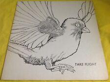 OG 1975 Psych Folk LP : Take Flight ~ Montgomery County Community College ~ 474