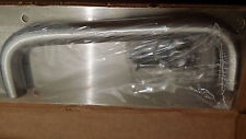 New commercial Rockwood 107 x 70c pull plate 32D satin stainless steel