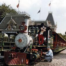 Vintage Disneyland Photos on CD #8