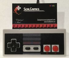 Nintendo Entertainment System Retro Controller Gamepad 8 Bit For Original Nes