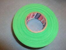 "Bright Grenn Hockey Tape 1 roll 1""x25yds. * First Quality *"