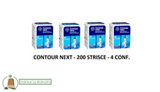 PACK OF 4 - BAYER CONTOUR NEXT TEST STRIP 50 by Contour-Next