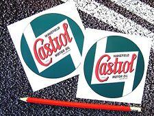 Castrol Wakefield Vintage Coche Clásico Pegatinas Motocicleta/Coche F1 Le Mans Aceite