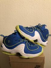 Details about Nike Air Max Penny II 2 BlueSilverBlack OG Sole Collector sz 7.5 10 NEW!