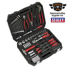 Sealey AK7400 Mechanic's Tool Kit 100 Piece Set Awesome Tool Starter or Home Kit
