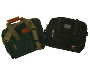 Briefcase,laptop brief /all padded,two separate compartment,organizer pockets.
