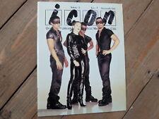 MADONNA Icon Fan Club Magazine Volume 5 Issue 3 Nineteenth One Human Nature