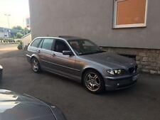BMW e46 original M Felgen Doppelspeiche Styling 68 17Zoll Bereifung von 2016