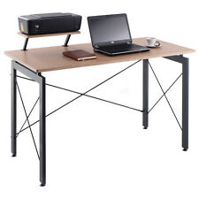 Computer Desk PC Laptop Table w/ Printer Shelf Home Office Workstation Study New