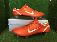 NIKE MERCURIAL VAPOR II SG R9 Size 10 9 44 Red