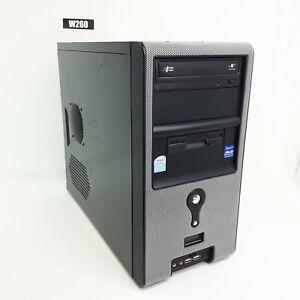 ASUS CUSTOM DESKTOP INTEL PENTIUM DUAL CORE 2.50GHz,4GB, 320 GBWIN 7PRO W260