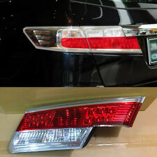 Rear Trunk Halogen Taillights Replacement Reflector Bumper For Honda Odyssey 13+