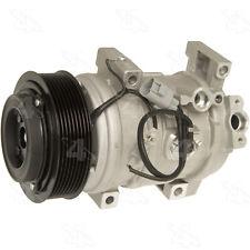 A/C Compressor For 2008-2018 Toyota Sequoia 2009 2010 2011 2012 2013 2014 2015