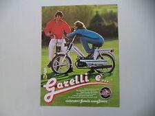advertising Pubblicità 1982 GARELLI VIP 50