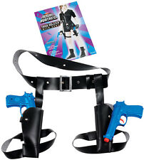 Lara Pistol Holster with Pistols New - Accessory Carnival